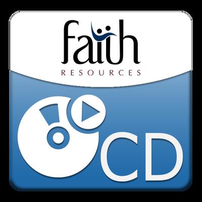 Model of Grief in John 13-17 - Audio CD