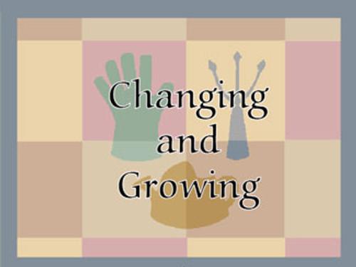 Changing & Growing MP3 Series