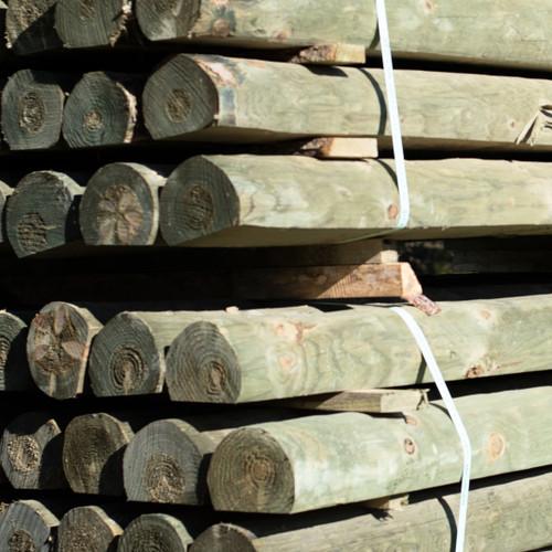 5x8 treated wood slab bundle