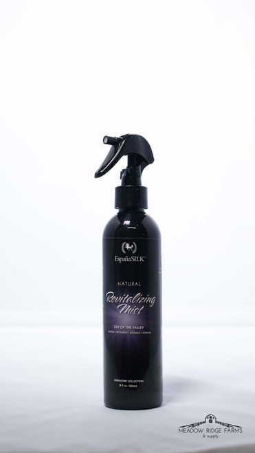 Silk All Natural Revitalizing Mist, Scent: Lily of the Valley