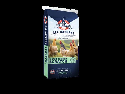 All Natural 5 Grain Premium Scratch