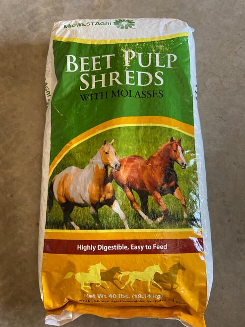 Beet Pulp Shreds