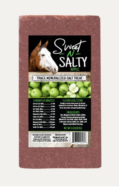 Sweet N Salty Apple Block