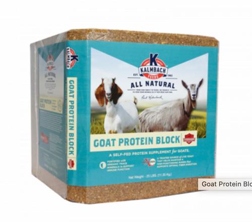 Goat Protein Block