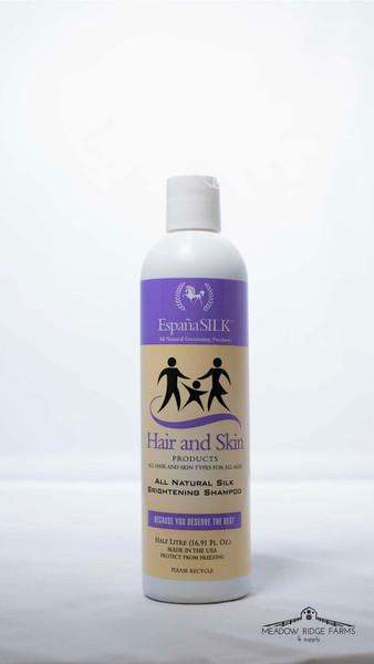 SILK Pro Natural Brightening Shampoo
