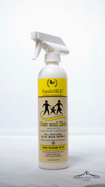 SILK All Natural Bug Spray