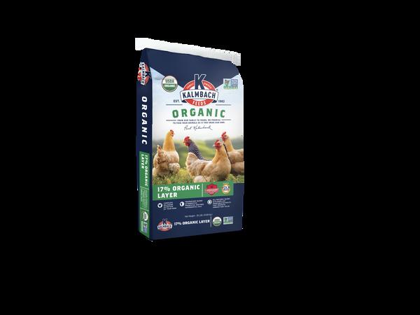 17% Organic Layer Crumble
