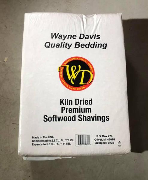 Premium Softwood Shavings
