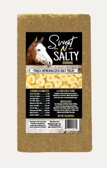 Sweet N Salty Banana Block