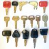 16 PC Equipment Keys set