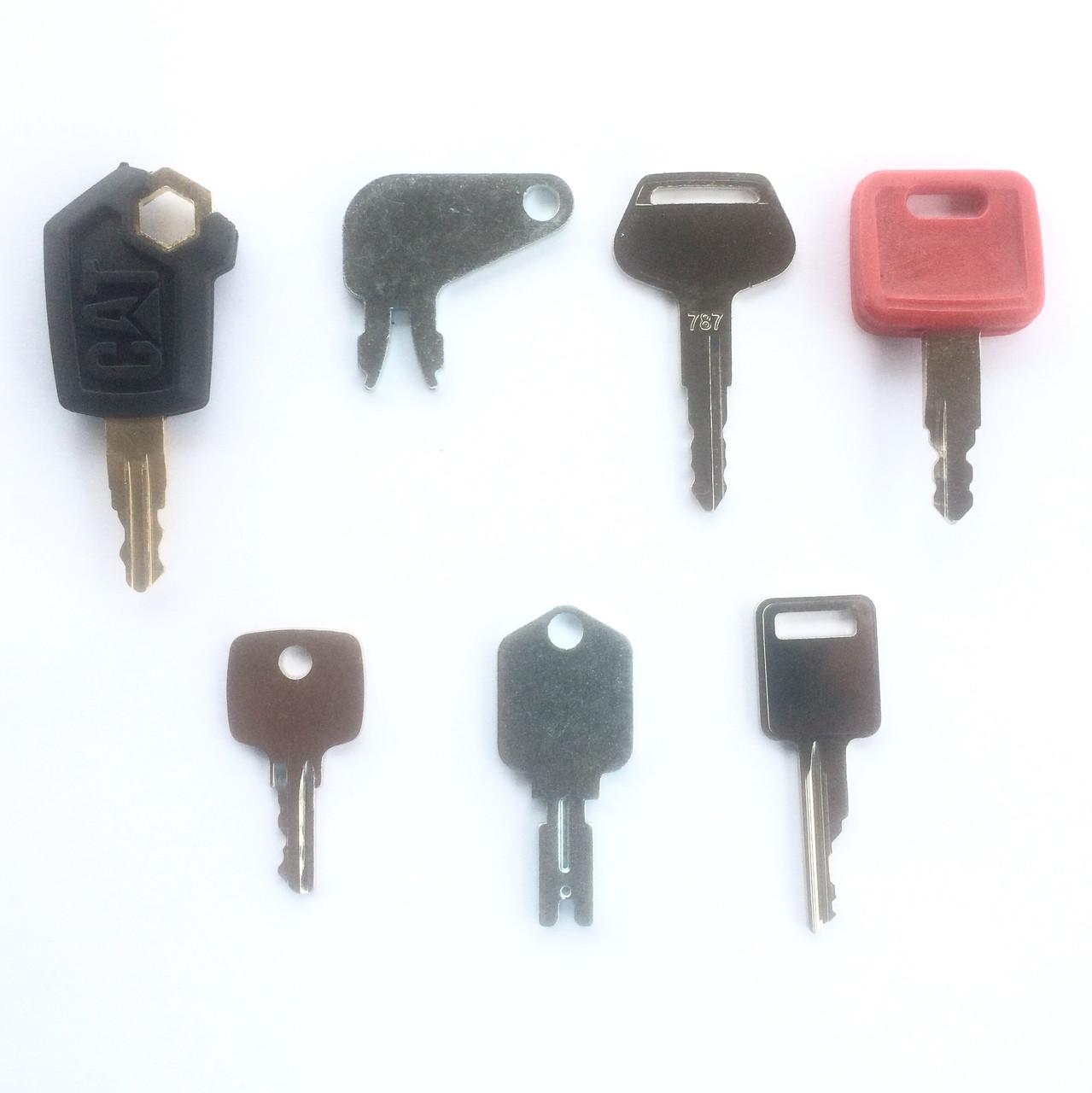 Construction keys set