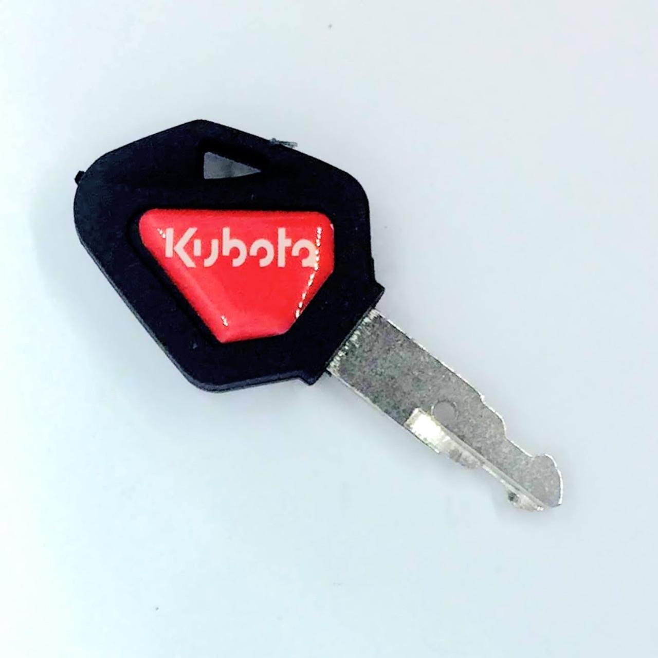 Kubota Excavator Key