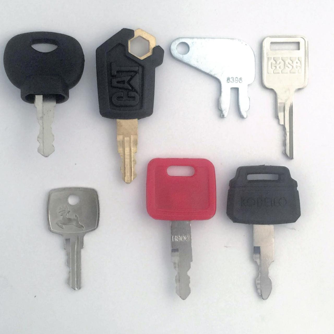 7 Key Custom Key Set