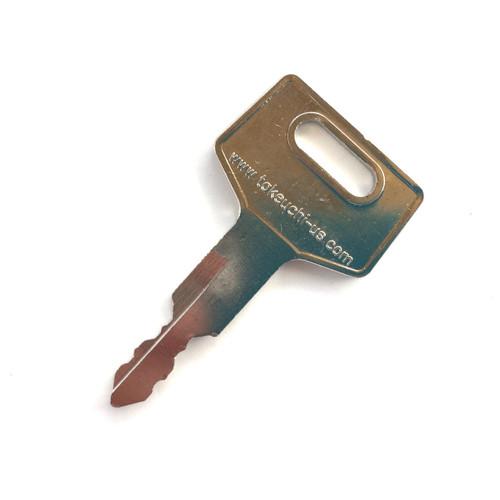 Takeuchi OEM Ignition Key