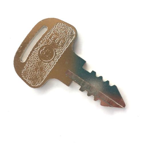 Kubota 18510-63720  Key