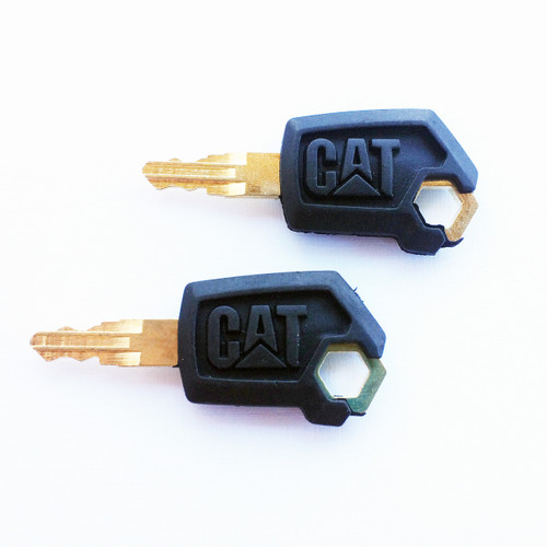 Cat 5P-8500 Equipment Keys