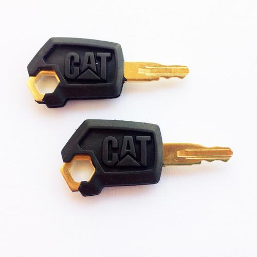 Caterpillar Heavy Equipment Keys