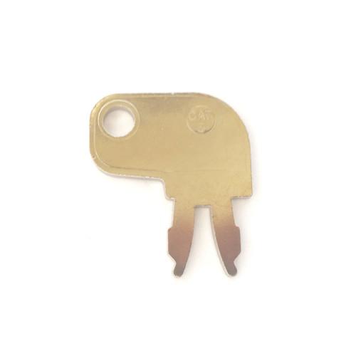 Caterpillar master disconnect key CNA2