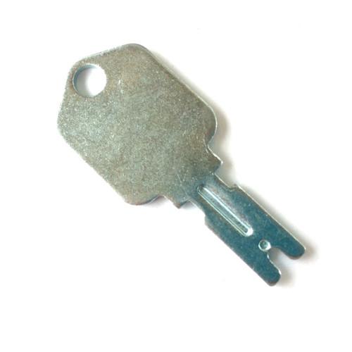 Gradall key