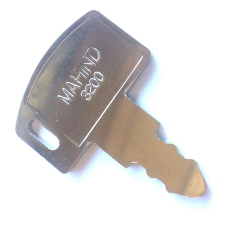 Mahindra 3200 Ignition Key