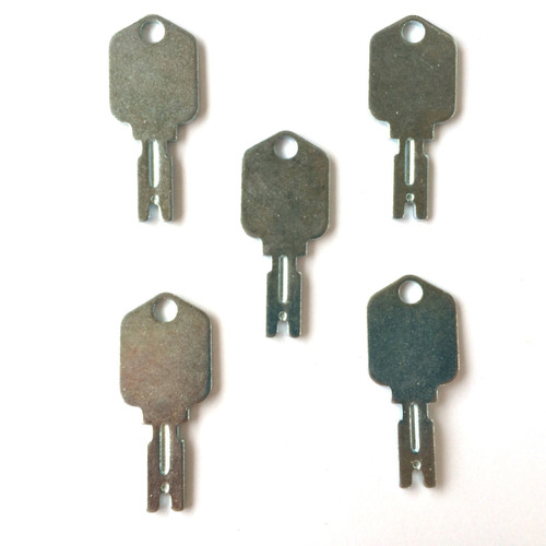 Ignition key for many forklifts
