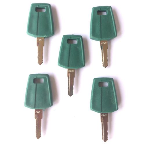 Volvo 11444208 ignition key