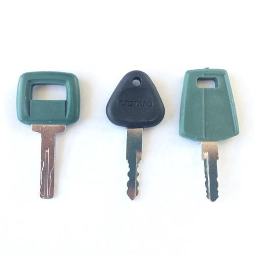Volvo Ignition Keys