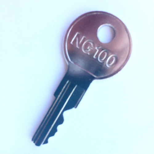 Terex Boom Lift Key NG100