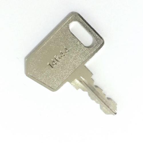 Deutz-Fahr 04418435 Ignition Key