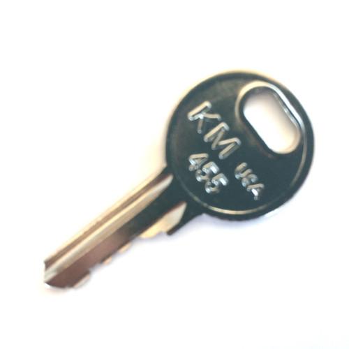 BilJax  B38-00-0001 Key