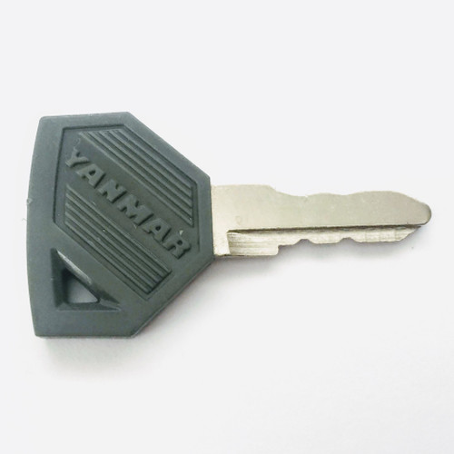 Yanmar Tractor Ignition Key with Logo 198360-52160