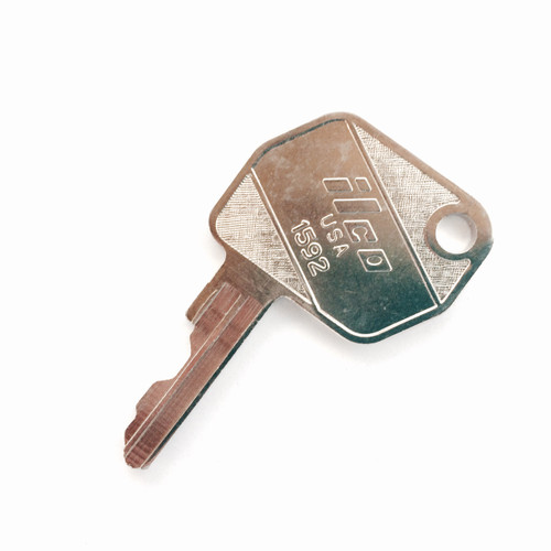Case New Holland Ignition Key E9NN11603AB