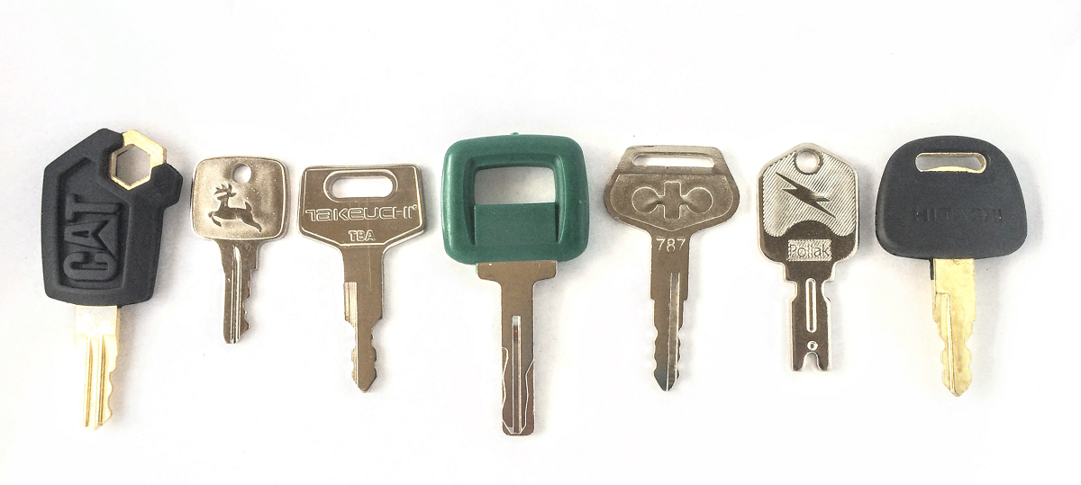 Equipment Key Sets