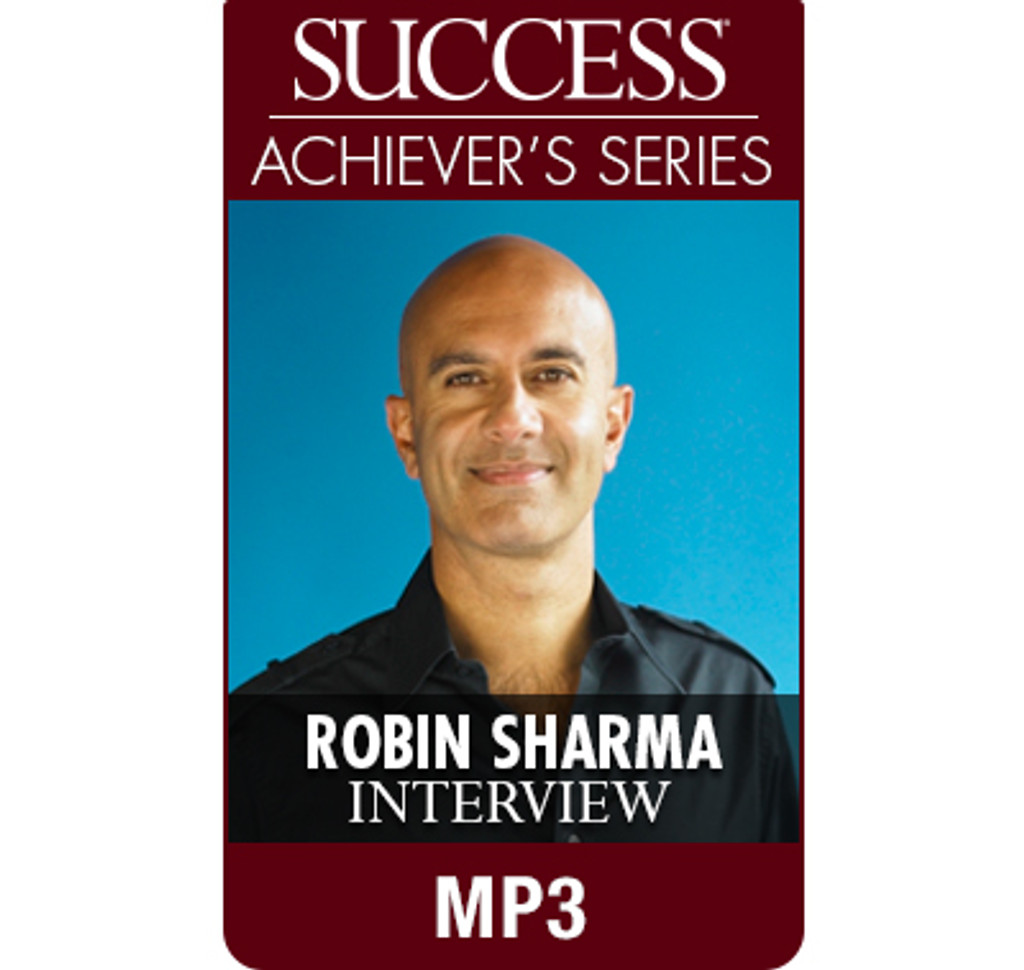 SUCCESS Achiever's Series MP3: Robin Sharma