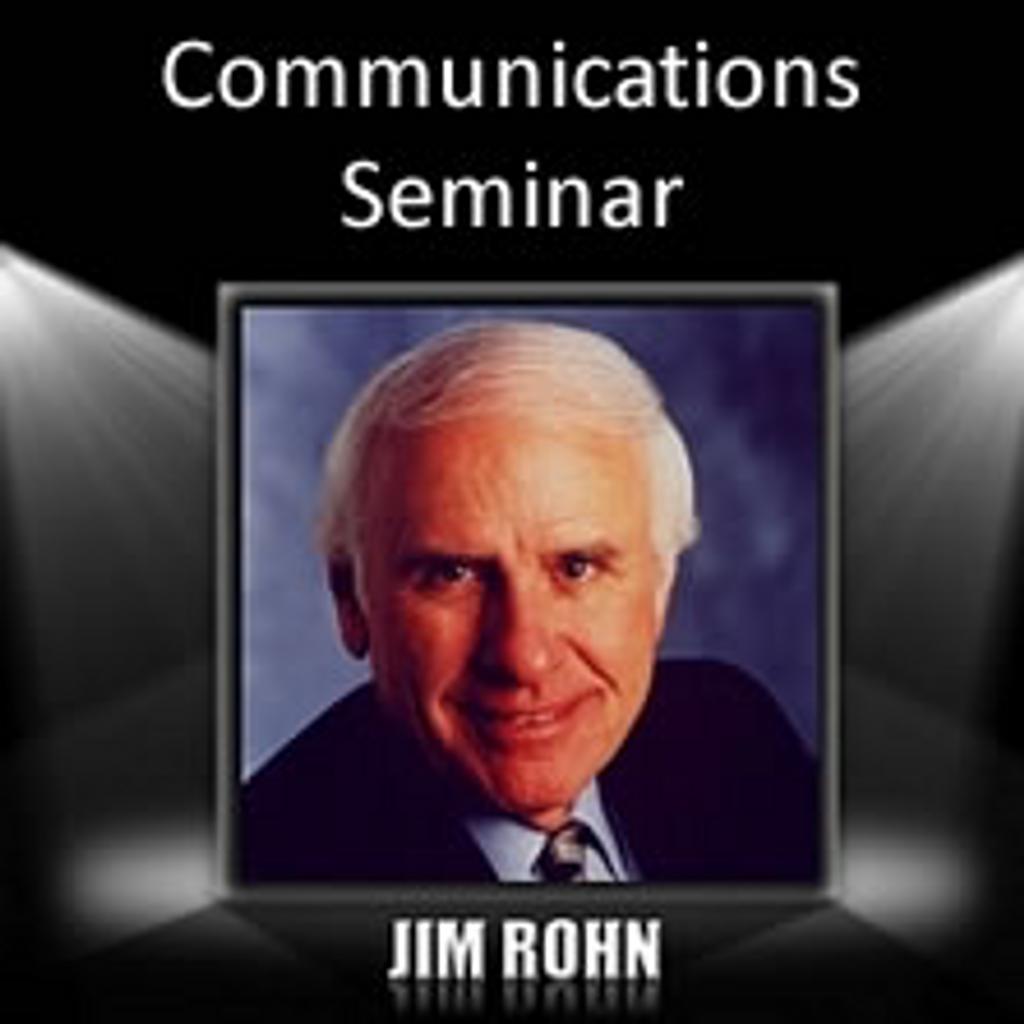 Communications Seminar MP3 Audio Program by Jim Rohn
