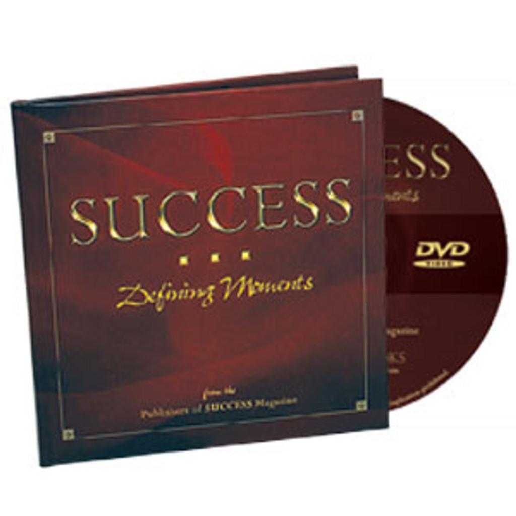 SUCCESS: Defining Moments by the publishers of SUCCESS magazine