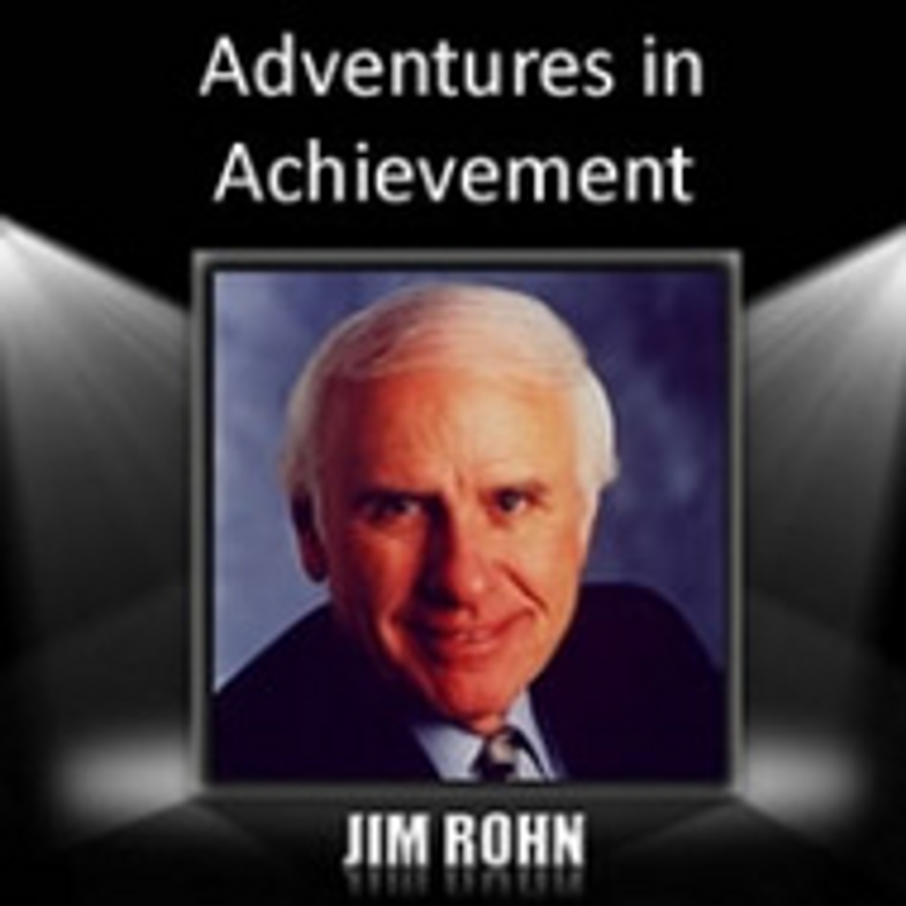 Adventures in Achievement MP3 Audio by Jim Rohn