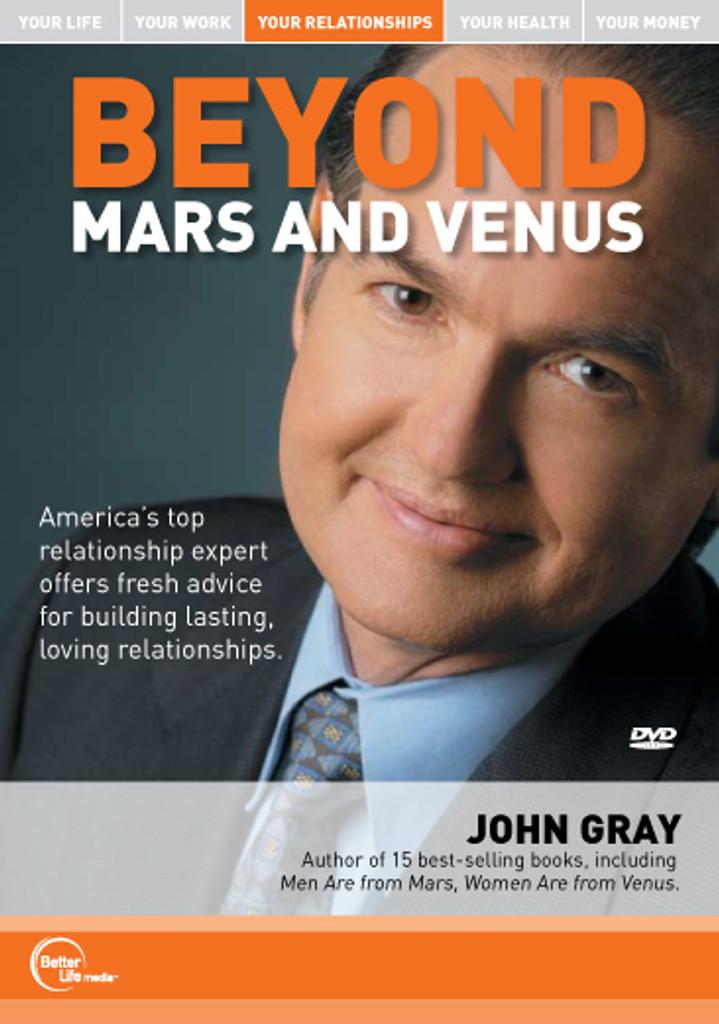 Beyond Mars and Venus MP3 audio edition by John Gray