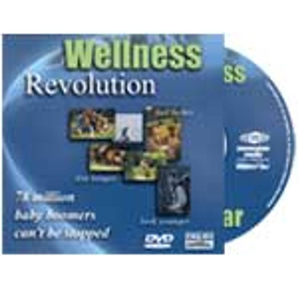 The Wellness Revolution MP4 Video