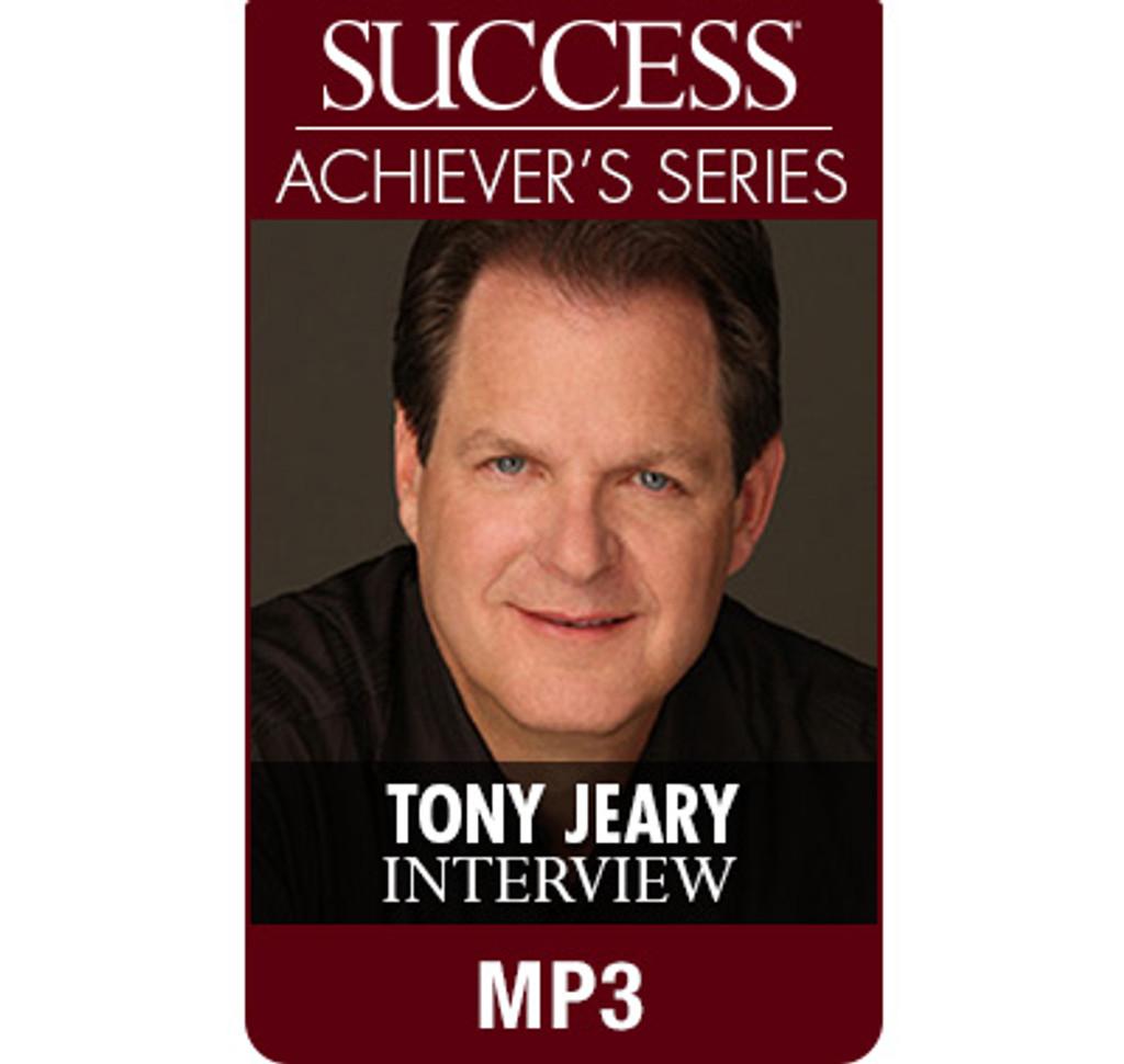 SUCCESS Achiever's Series MP3: Tony Jeary