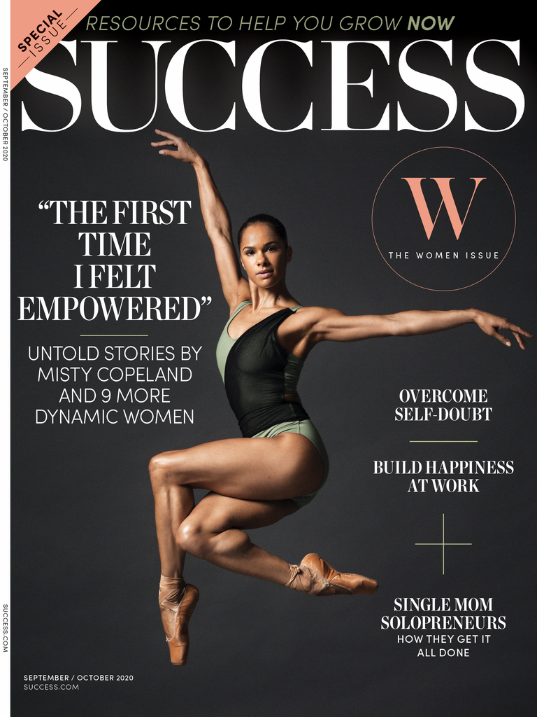 Success Magazine Sept/Oct 2020 - Misty Copeland