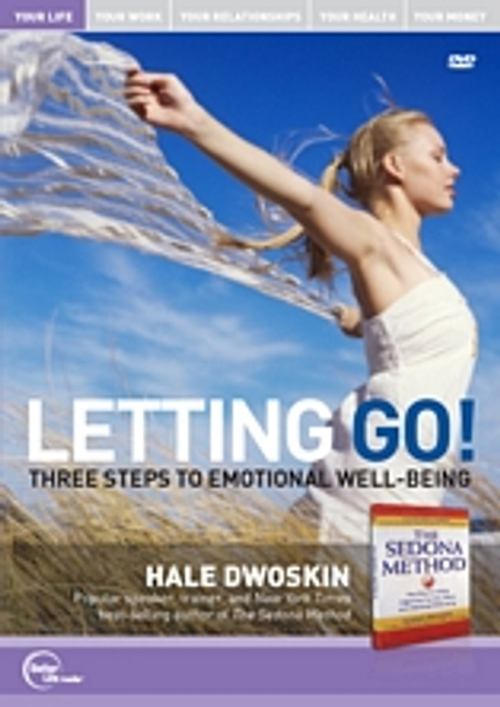 Letting Go! Three Steps to Emotional Well-Being MP3 audio edition by Hale Dwoskin