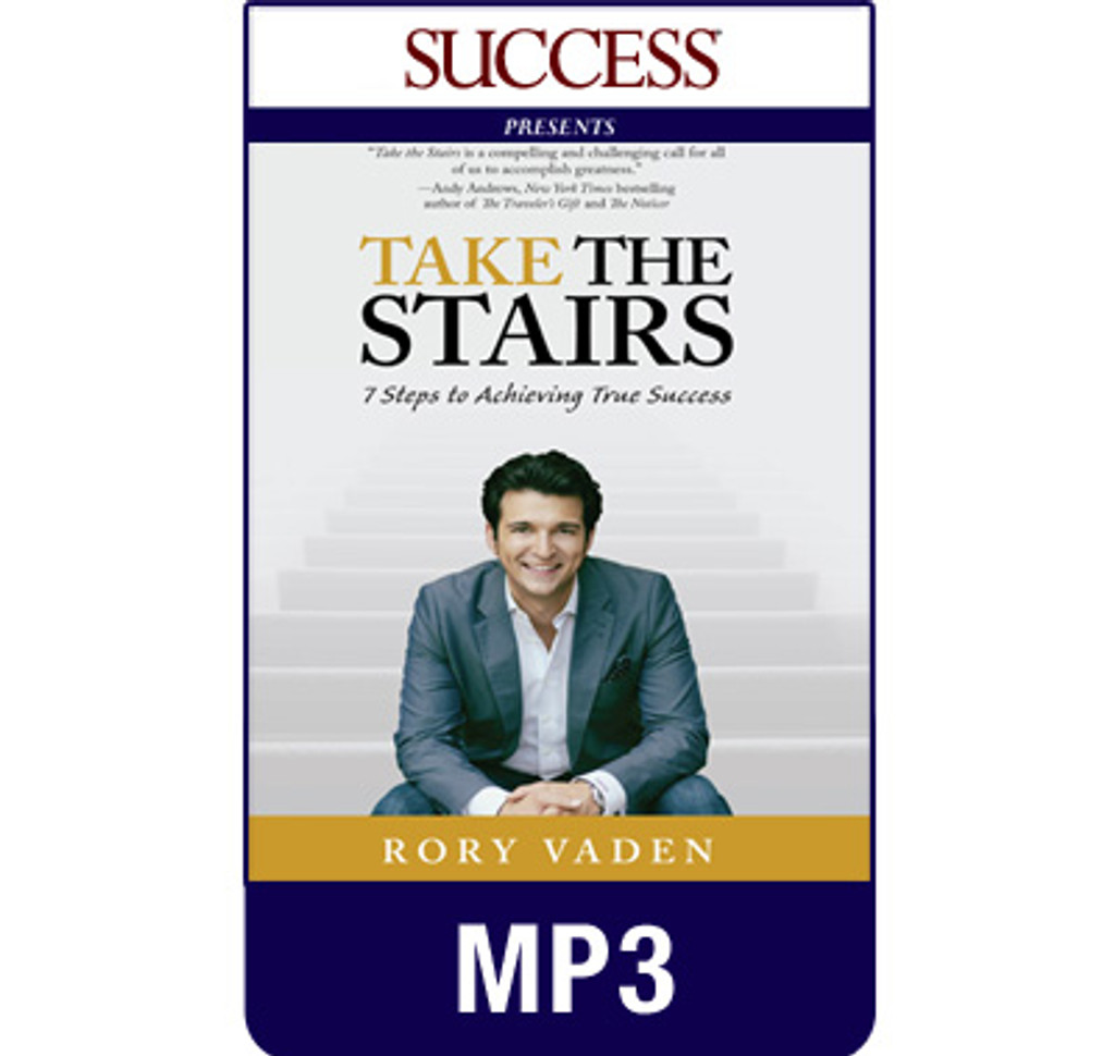Take the Stairs MP3 download audiobook by Rory Vaden