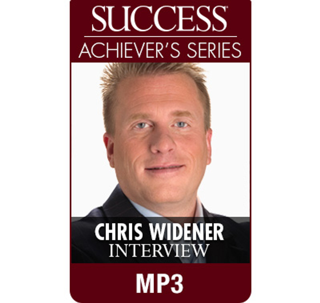 SUCCESS Achiever's Series MP3: Chris Widener