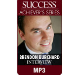 SUCCESS Achiever's Series MP3: Brendon Burchard