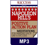 Napoleon Hill's Positive Action Plan: 365 Meditations MP3 download audiobook