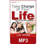 Take Charge of Your Life MP3 Audio Program by Jim Rohn