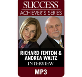 How to Change Your Emotional Response to Rejection (MP3 download) by Richard Fenton and Andrea Waltz