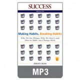 Making Habits Breaking Habits MP3 audiobook by Jeremy Dean