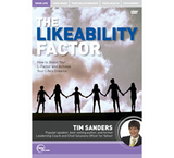 The Likeability Factor MP3 audio edition by Tim Sanders